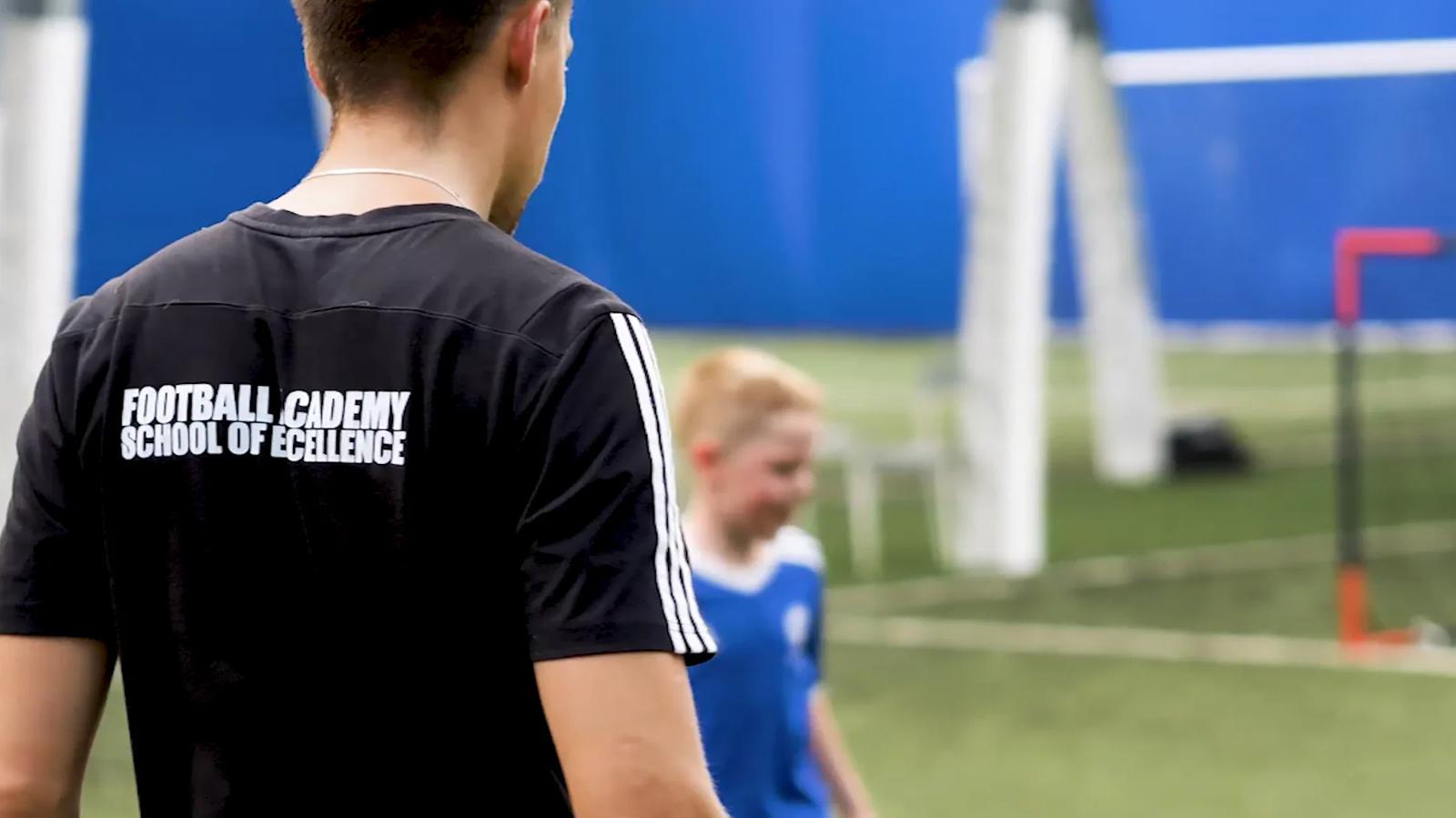 Football Academy – Promo