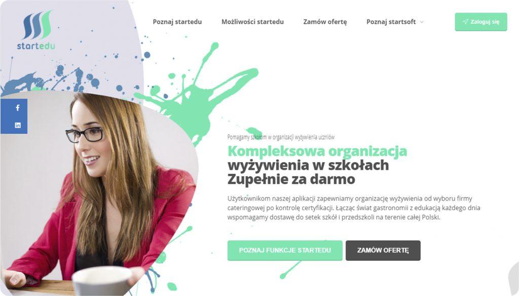 strona www knowit polska portfolio